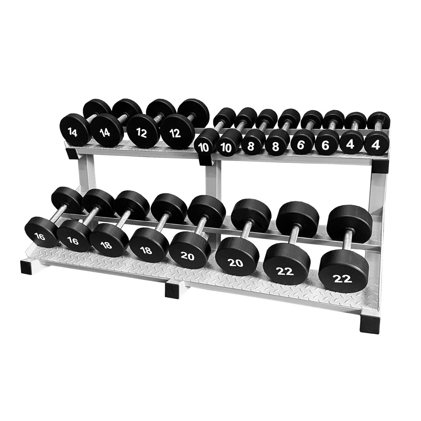 Metal Dumbbell SET From 1 kg to 10 kg