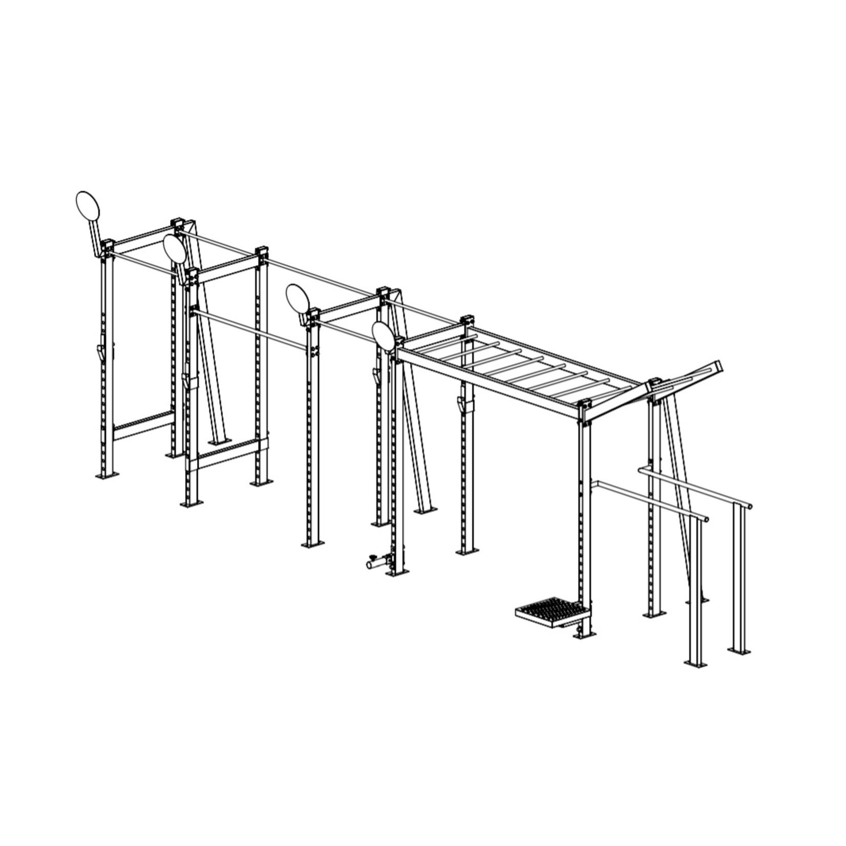 Crossfit Power Rack 5TX
