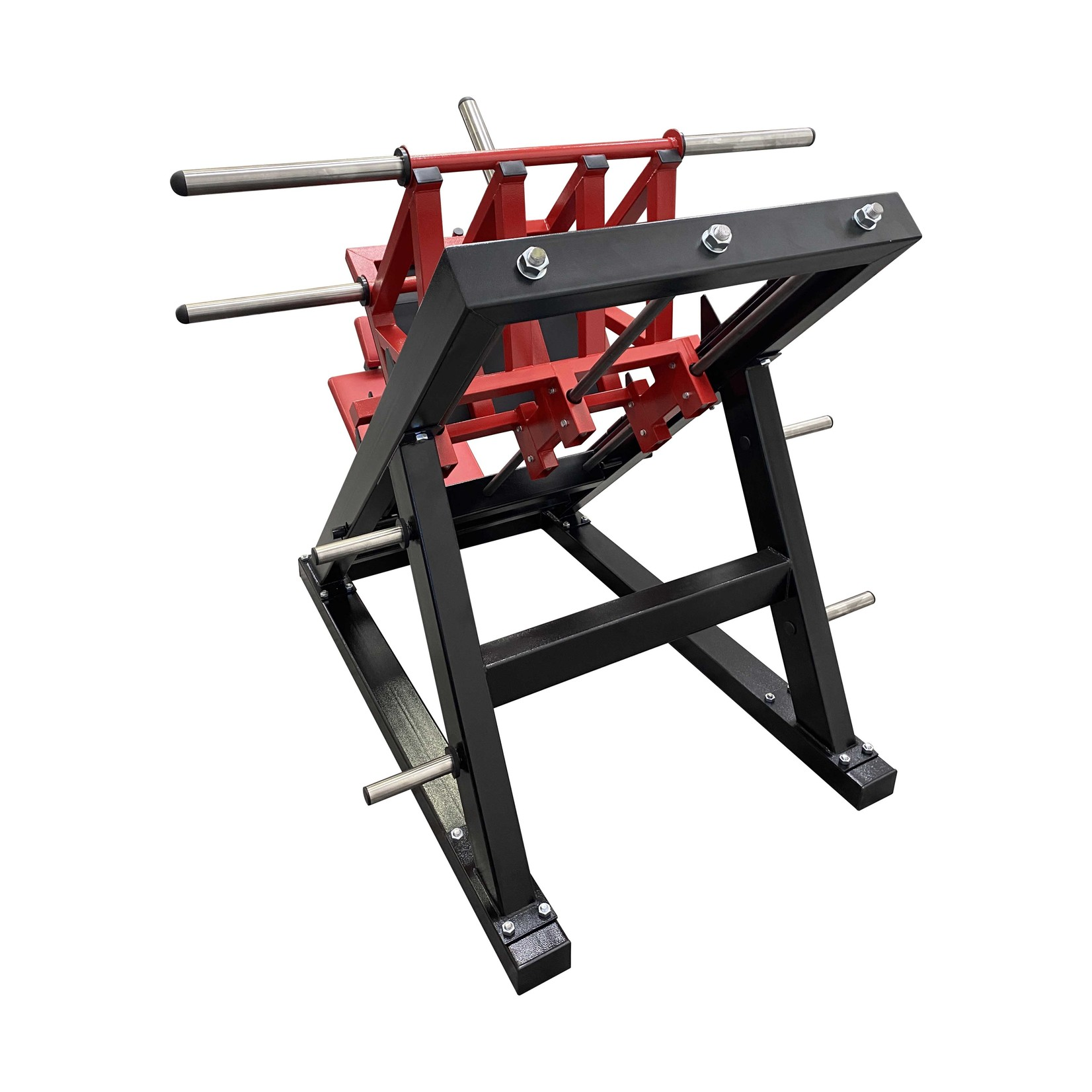 Leg Press Machine 3D