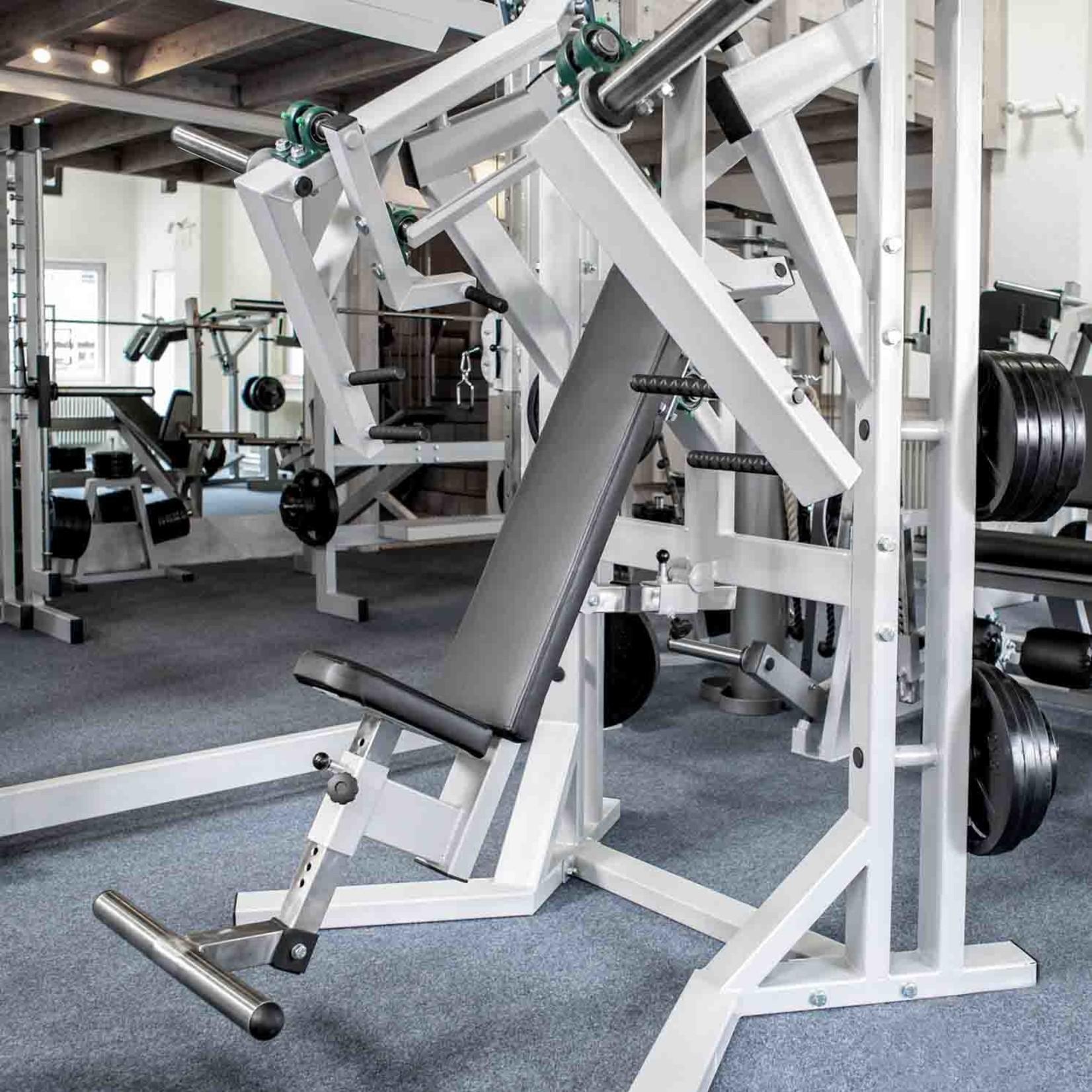 Sitting Chest & Shoulders Press Machine 6AXX2P