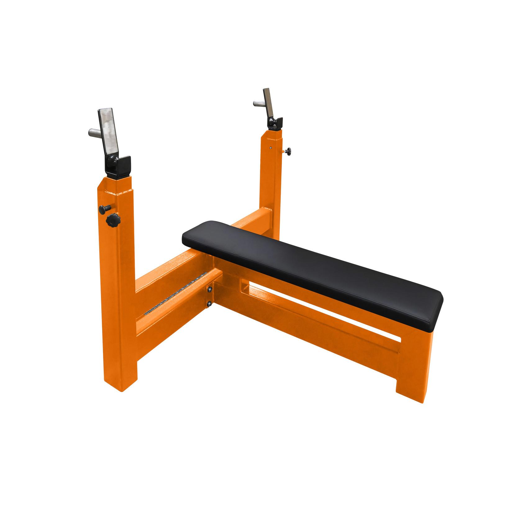 Olympic Flat Bench Press 1AX