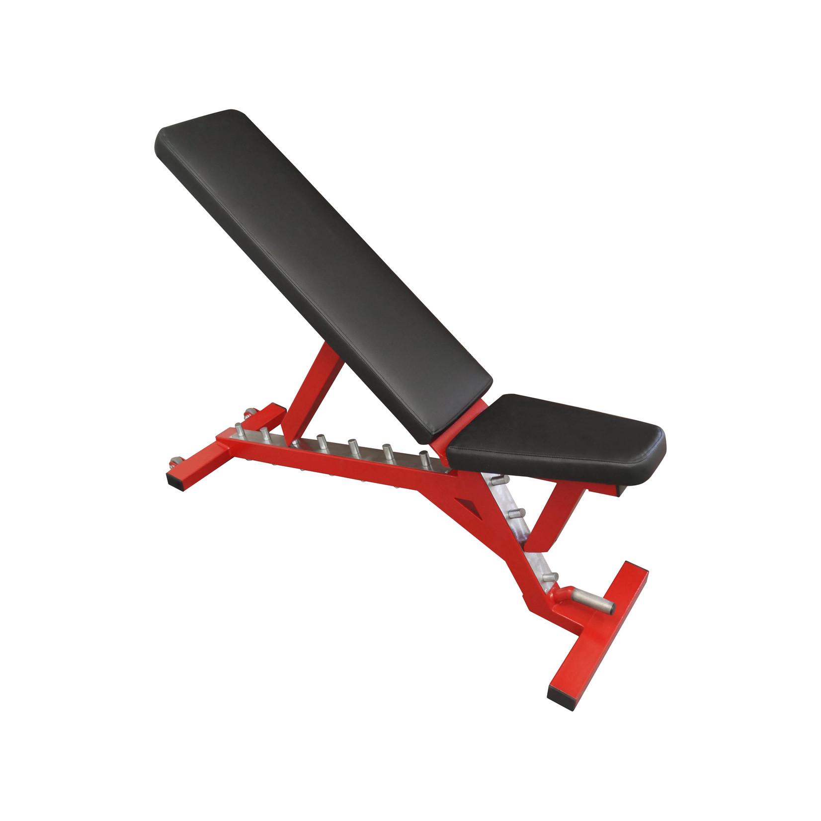 Verstelbare Fitnessbank 2J