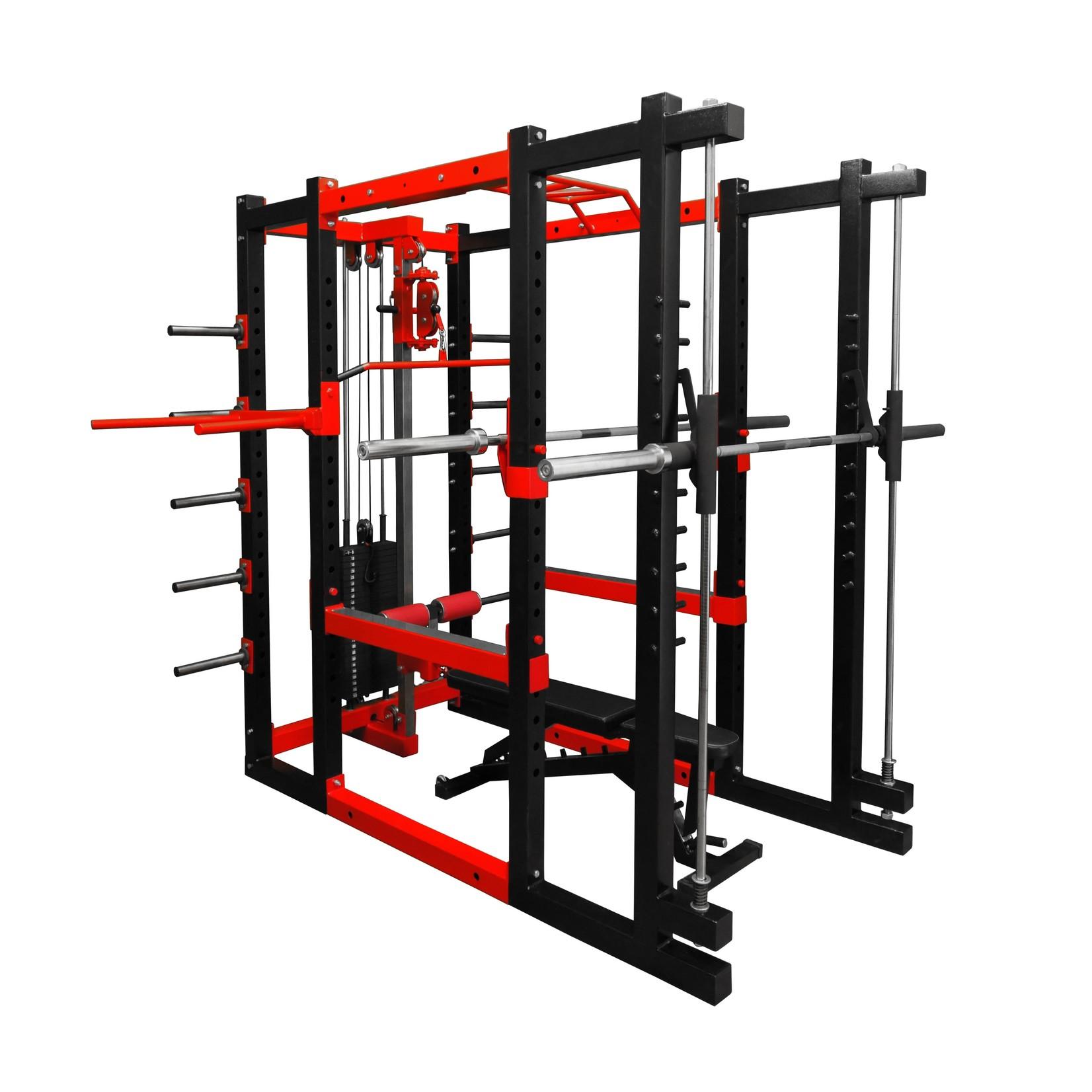 Multifunctional Power Rack 9B