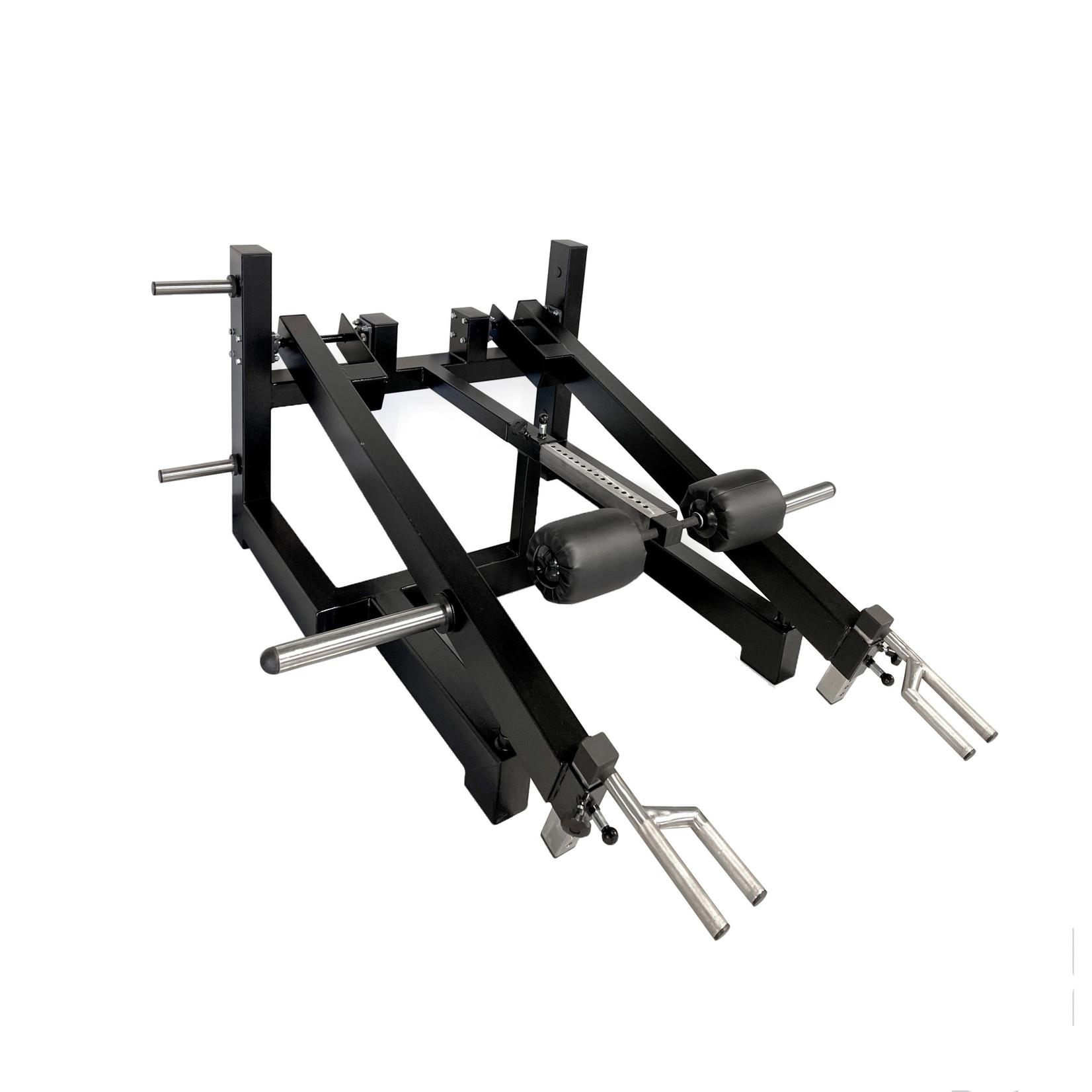Shrug Machine/ Deadlift Machine/ Lunge Machine 1G