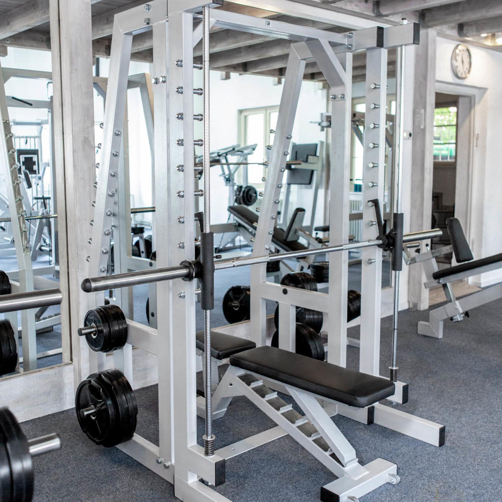 Smith Machine en Squat Rack /Multi Press 5B