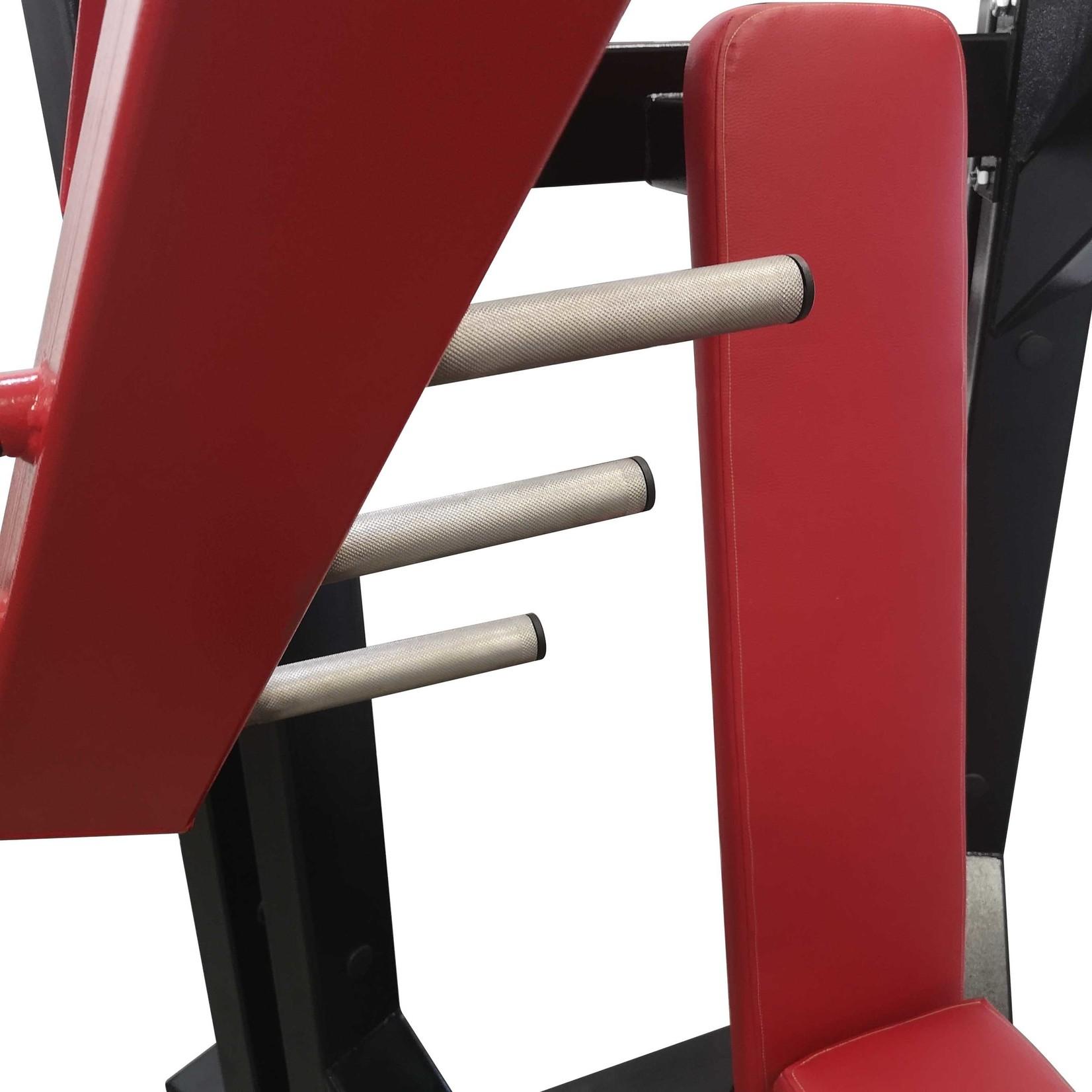 Sitting Chest Press Machine 6AXX2