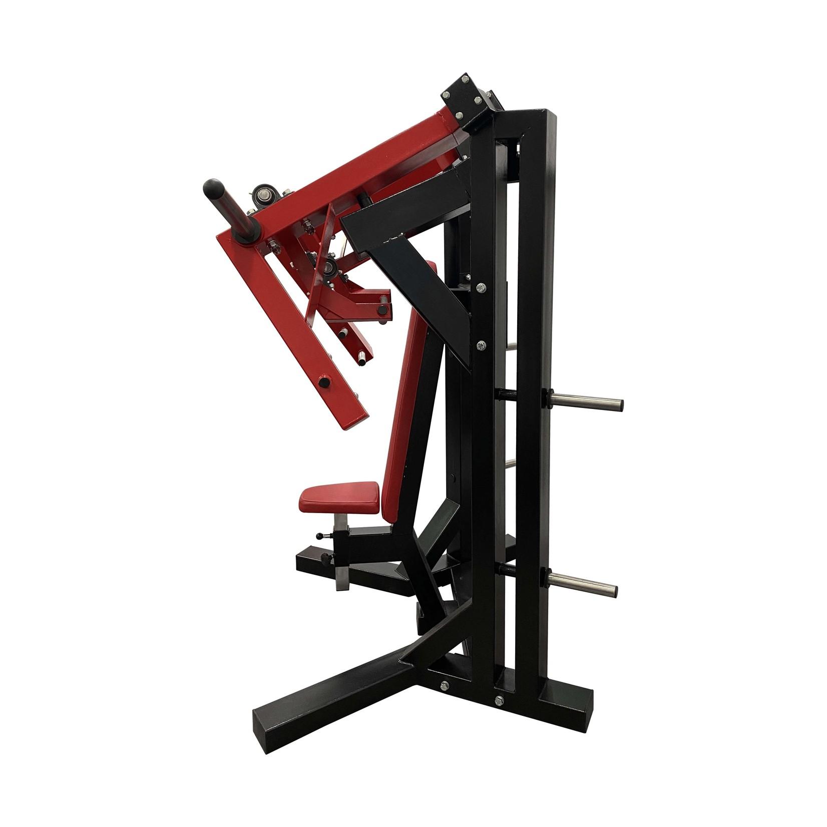 Sitting Chest & Shoulders Press Machine 6AXXP