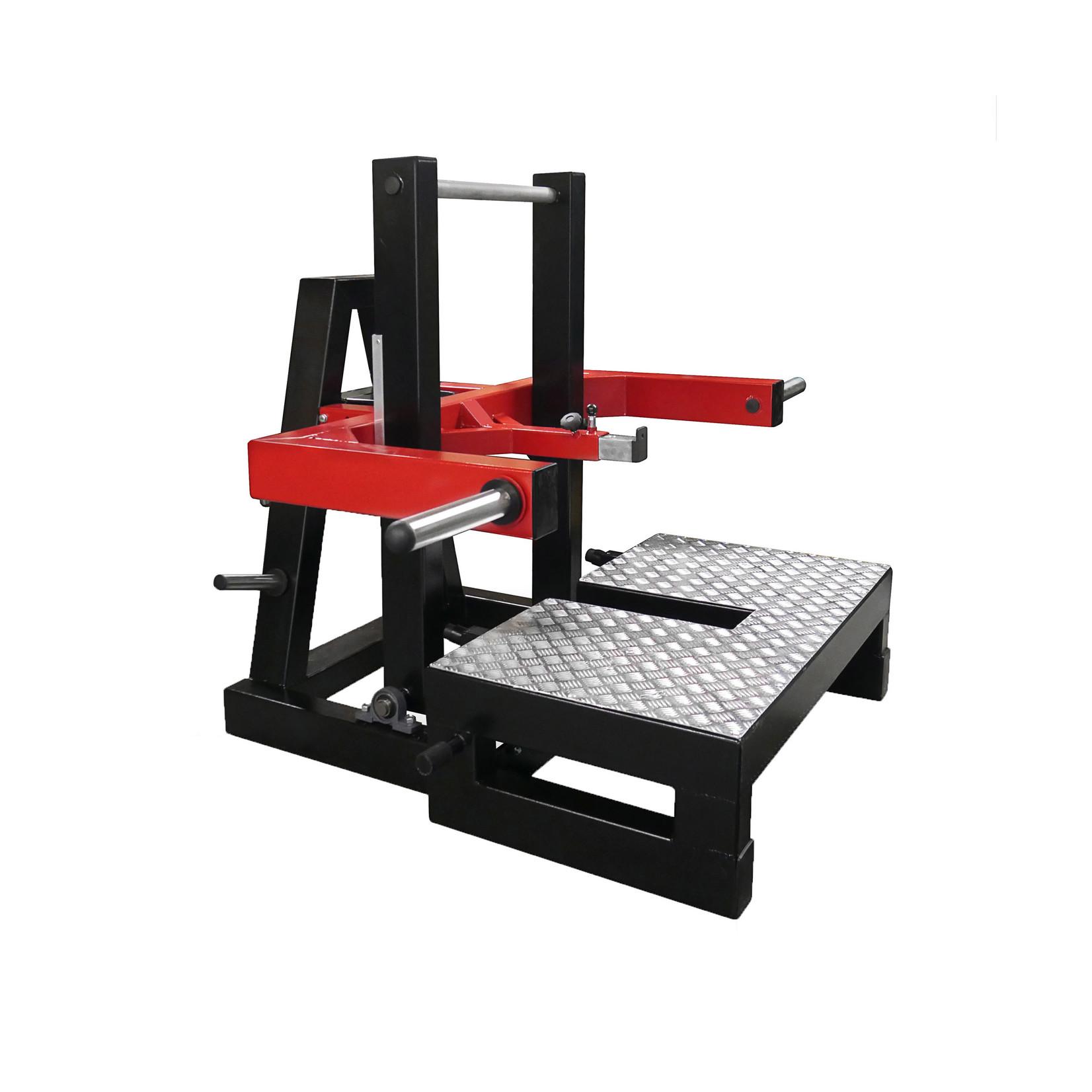 Belt Squat Machine 8DX