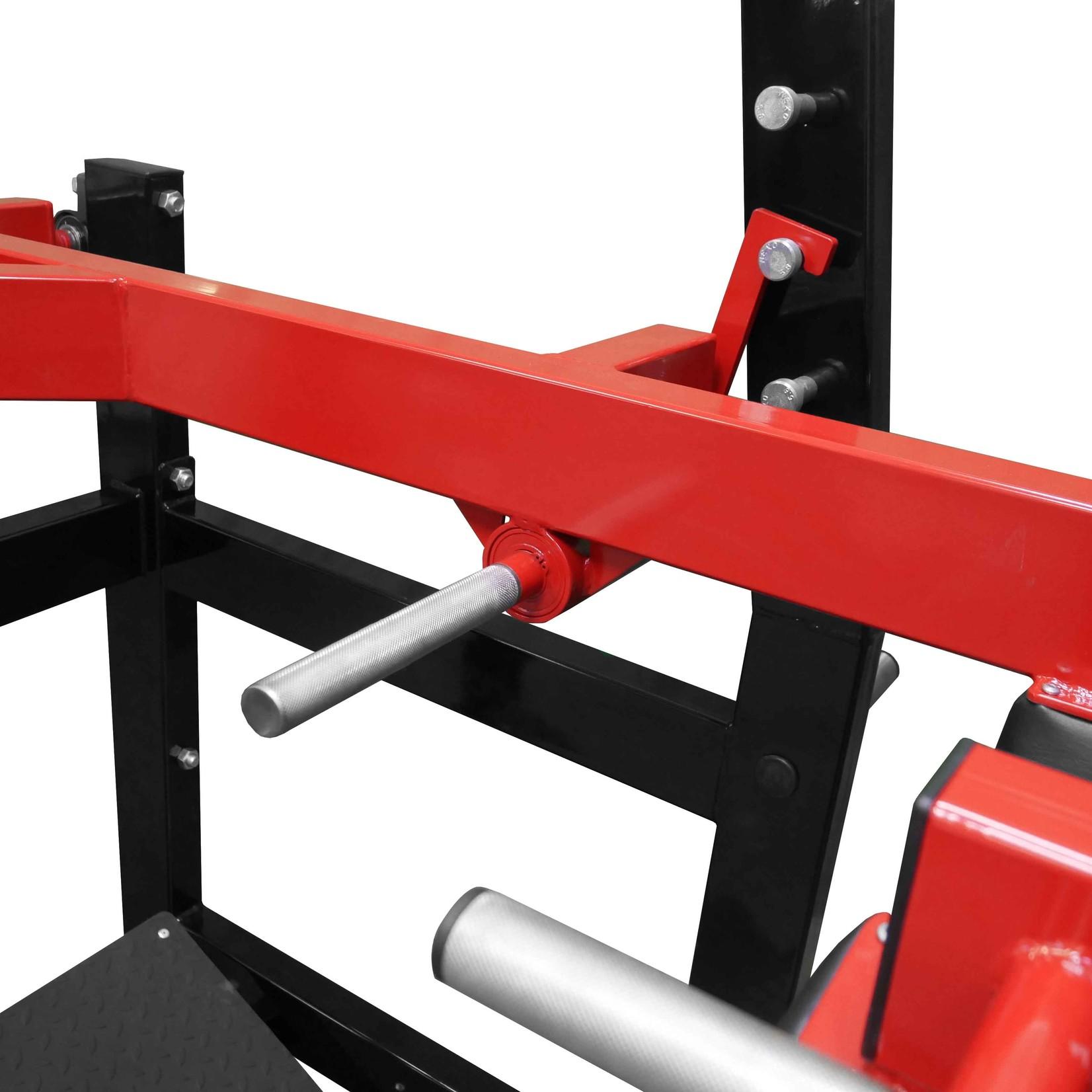 Verstelbare Pendulum Squat Machine 3RS