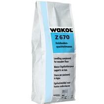 Z670 Egaliseermiddel 25kg