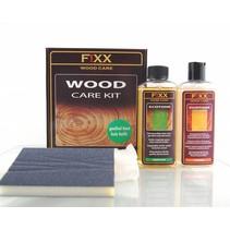 Kit d'entretien du bois pour bois huilé (*** Kit d'entretien du bois Greenfix)