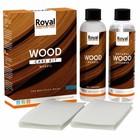 Oranje Waxoil Kit d'entretien du bois + Nettoyant 2x250ml