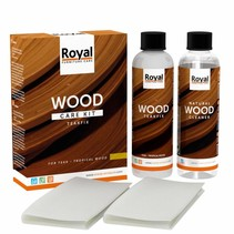 Teakfix Wood Care Kit + Cleaner 2x250ml