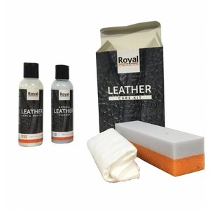 Oranje Leather Care Kit Maxi + Cleaner 2x250ml