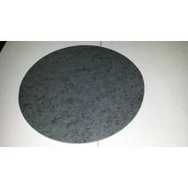 Disco de fieltro para boenmachine 16 pulgadas