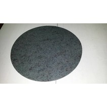 Felt Disc for Boenmachine 16inch