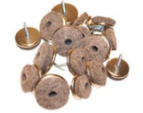 Productos de protección, fieltro y alfombras.