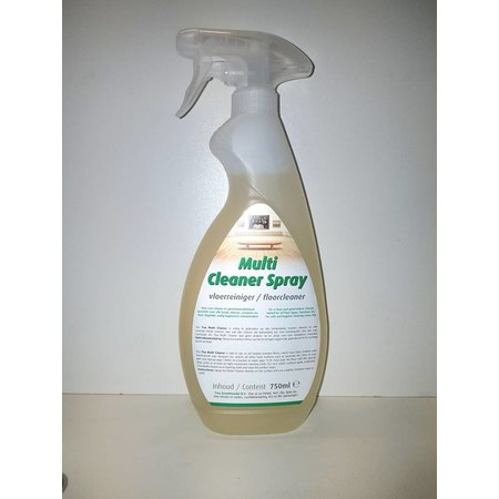 Tisa-Line Eco Multi Cleaner Spray - ACTION (suitable for all surfaces)