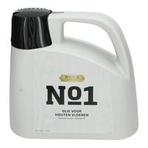 No 1 Olie (voor Hout en Vloeren) WIT