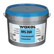 MS 260 Polymer Parquet adhesive content 18 kg
