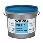 Wakol Adhésif pour parquet 2k PU 210 (6,9 kg incl. Harder)