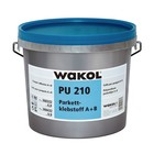 Wakol Parquet adhesive 2k PU 210 (6.9 kilo incl. Harder)
