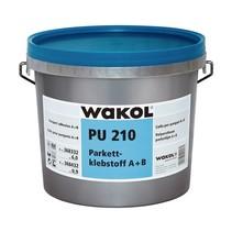 Parquet adhesive 2k PU 210 (6.9 kilo incl. Harder)