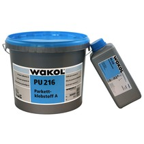 Parquet adhesive 2k PU 216 (6.9 kilo incl. Harder)