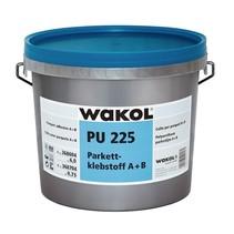 Parquet adhesive 2k PU 225 (6.9 kilo incl. Harder)