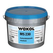 MS 230 Polímero Parquet adhesivo contenido 18 kg