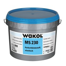 MS 230 Polymer Parquet adhesive content 18 kg
