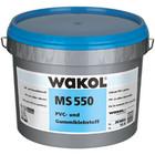 Wakol MS 550 Polymère adhésif et du caoutchouc contenu PVC 7,5kg
