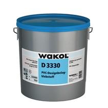 D3330 Adhesivo de dispersión para PVC y revestimiento de suelos