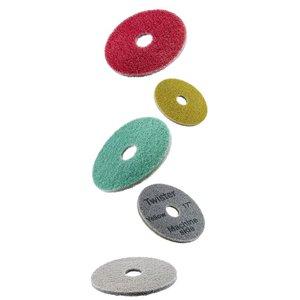 Tisa-Line Twister Diamond Pad Green