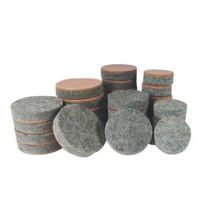Fieltro adhesivo encolado para muebles (muy resistente) (haga clic aquí para ver el tamaño)
