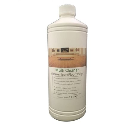 Tisa-Line Eco Multi Cleaner 1 and 5 Ltr ACTION (all floors suitable)