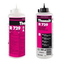 R729 Cast resina 2K Reparación de la regla