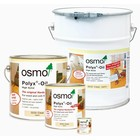 Osmo 3232 Hardwax oil Polyx Rapid Silk mat (click here for content options) (Quick drying)