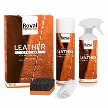 Leather Care Kit (Brushed Leather)