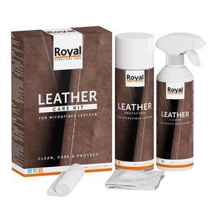 Oranje Microfiber Leather Care Kit (2x 500ml)