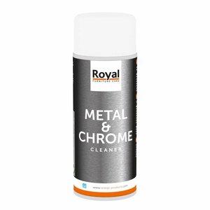 Oranje Metal en Chrome Cleaner 400ml (Spuitbus)