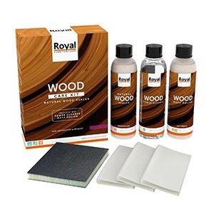 Oranje Natural Wood Sealer Care Kit 3x250ml NIEUW