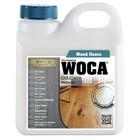 Woca Huile de soin 1 litre naturel ou blanc (cliquez ici pour le contenu)