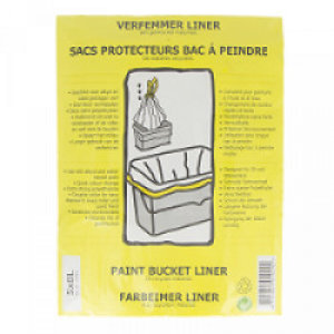 Tisa-Line Insert bag (for Oil / Paint Bucket 12 Ltr Art 10898)