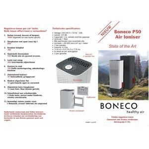 Boneco P50 Air Ioniser (choose your color)