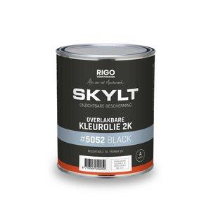 RigoStep Skylt aceite para pintar de color 2K