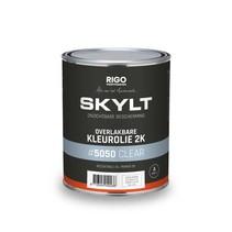 Skylt Recoatable Color Oil 2K (haga clic aquí para ver el color)