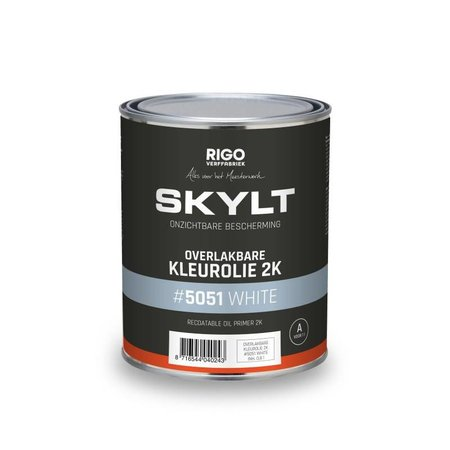RigoStep (Royl) Skylt Overlakbare Kleurolie 2K