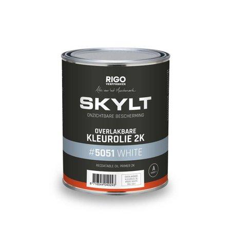 RigoStep Skylt Overlakbare Kleurolie 2K