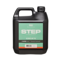 STEP 1k CORK Lacquer (MAT or SATIN and 1 or 4 liters click here)